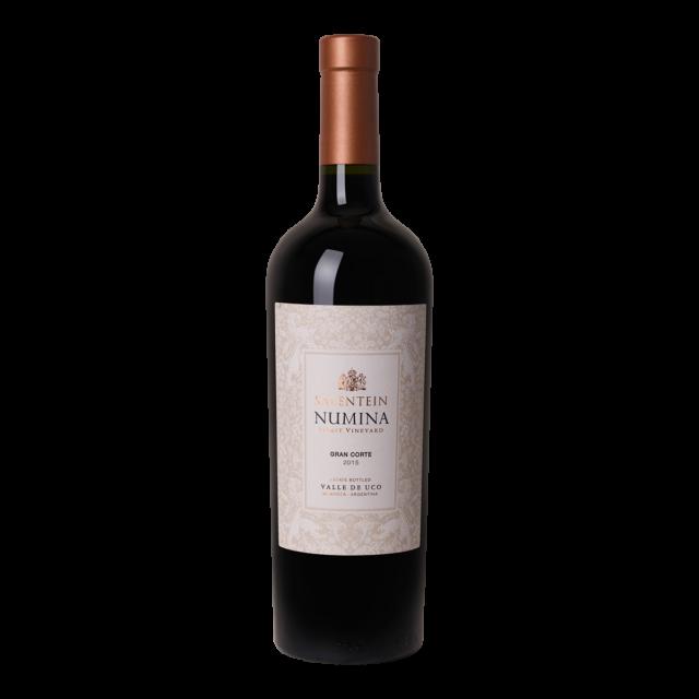 Fles rode wijn Salentein NUMINA Gran Corte