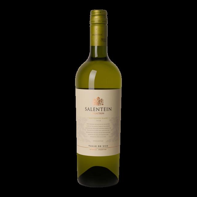 Fles witte wijn Salentein Selection Sauvignon Blanc