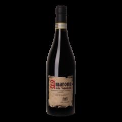 Fles rode wijn Bennati Amarone della Valpolicella