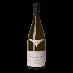 Fles witte wijn Domaine Ninot Rully La Barré