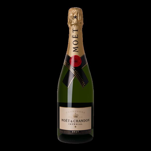 Fles Champagne Moët & Chandon Impérial brut