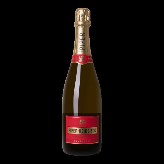 Fles Champagne Piper Heidsieck Cuvée Brut