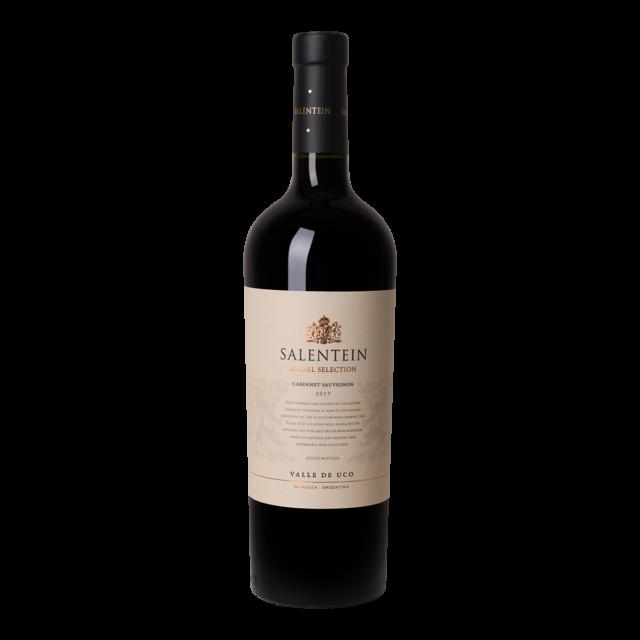 Fles rode wijn Salentein Barrel Selection Cabernet Sauvignon