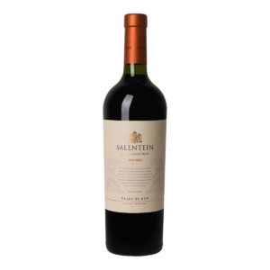 Fles rode wijn Salentein Barrel Selection Malbec