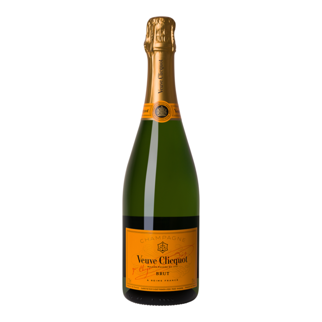 Fles Champagne Veuve Clicquot Ponsardin Brut